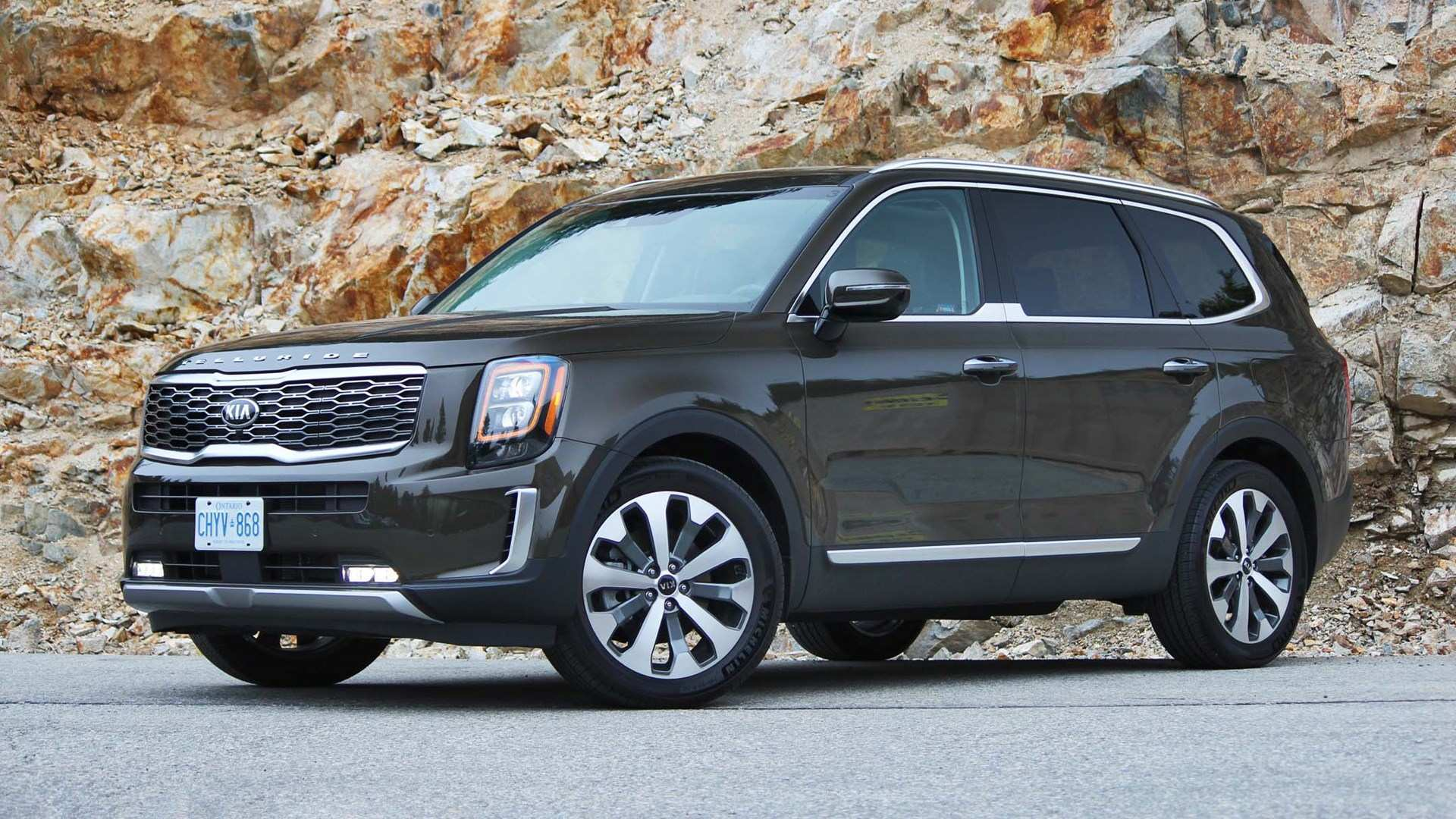 18 New Kia Telluride 2020 For Sale 2 Specs