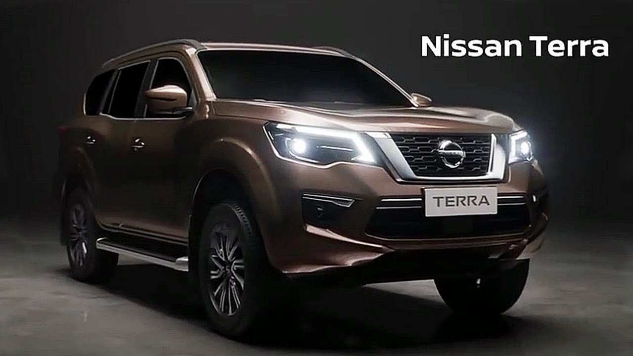 18 New Nissan Terra 2020 Philippines Redesign
