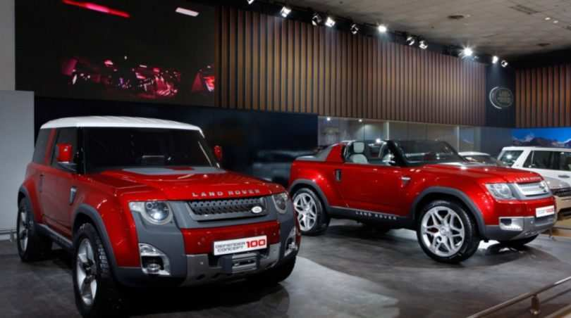 18 The 2019 Land Rover Defender Price Specs