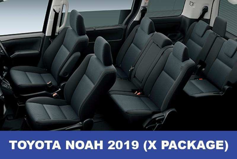18 The 2019 Toyota Noah Review and Release date