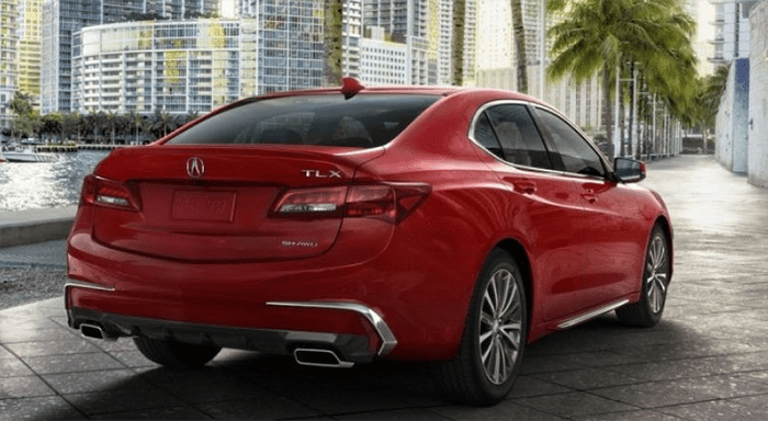 18 The 2020 Acura Tlx Release Date Prices