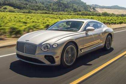 18 The Best 2019 Bentley Continental Gt V8 Performance