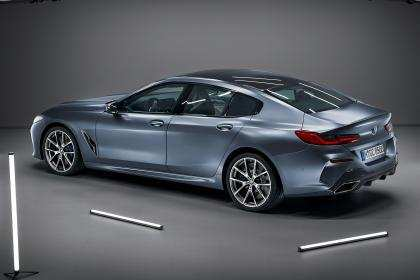 18 The Best 2019 Bmw 8 Series Gran Coupe New Concept