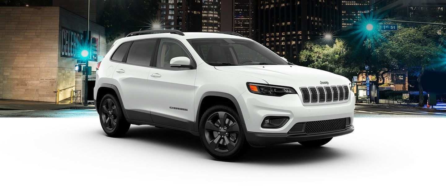 18 The Best 2019 Jeep Latitude Release Date And Concept