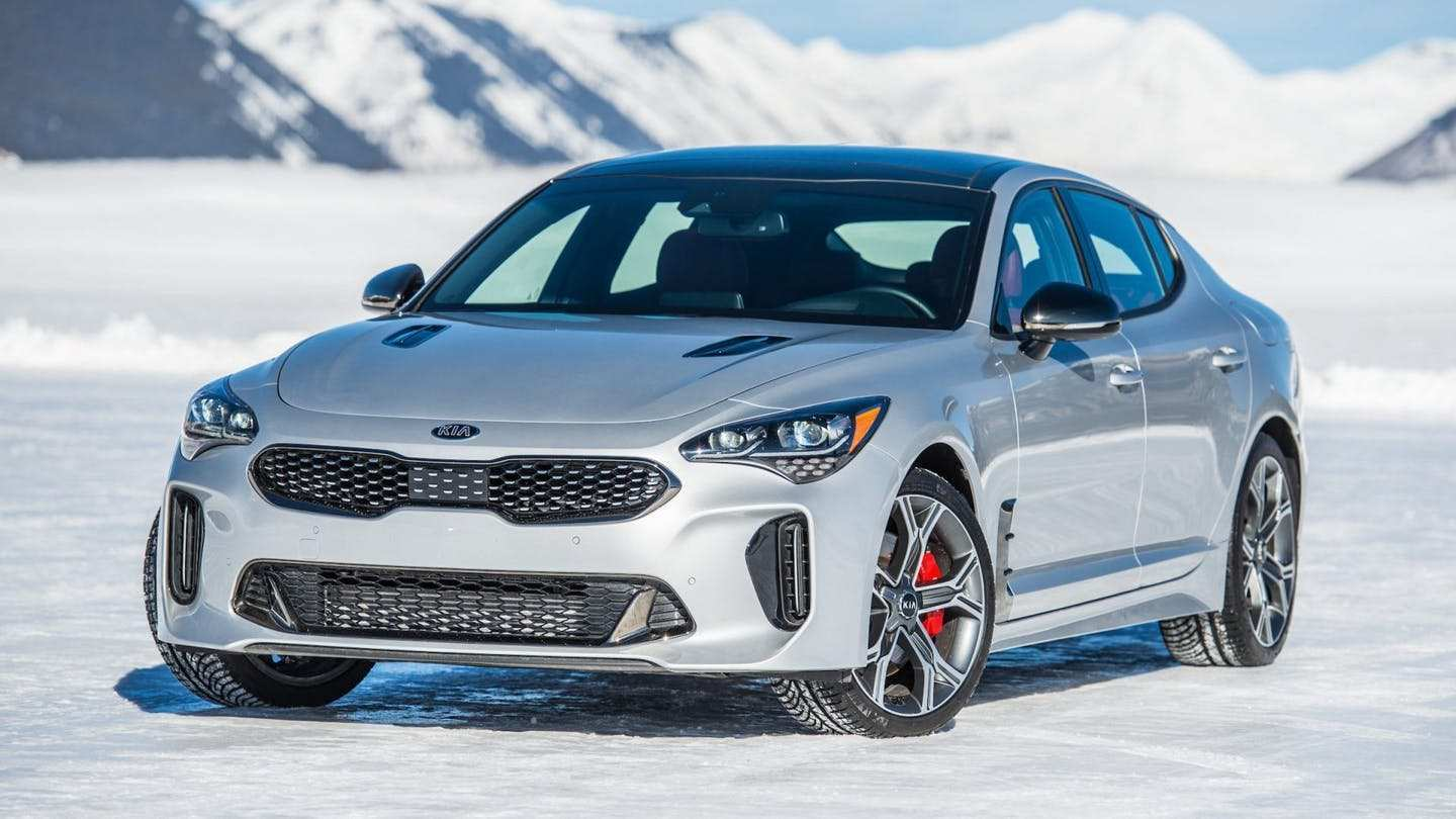 18 The Best 2019 Kia Stinger Price And Release Date