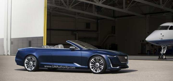 18 The Best 2020 Cadillac Convertible Exterior