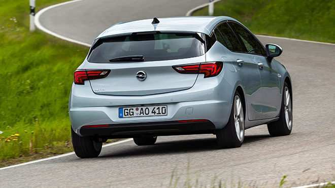 18 The Best Opel Astra 2020 Spesification