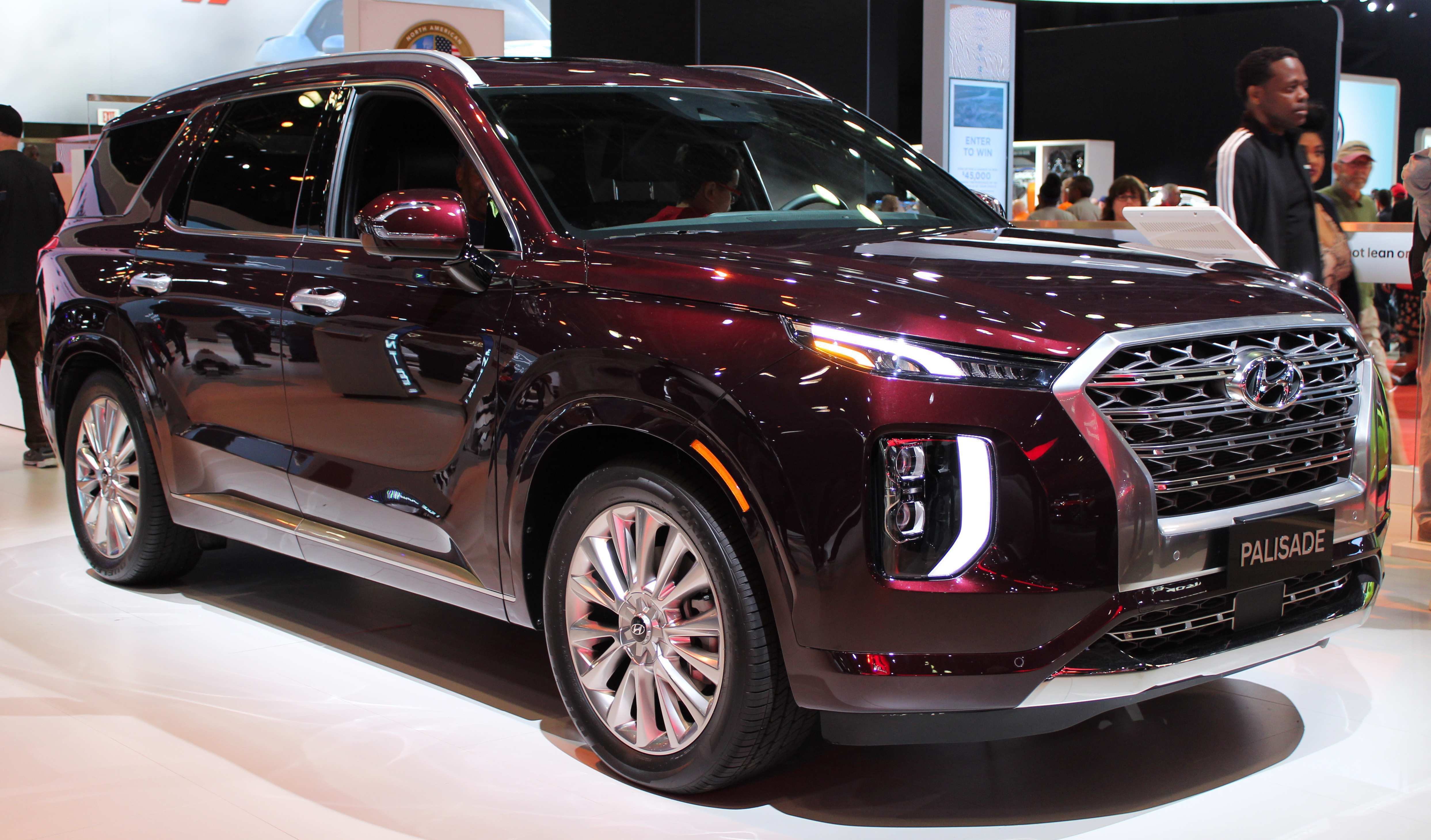 18 The Best When Will The 2020 Hyundai Palisade Be Available Exterior And Interior