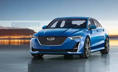 18 The Cadillac Ats Coupe 2020 Redesign And Concept