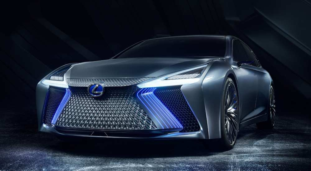18 The Lexus Electric Car 2020 Research New