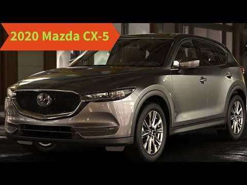 18 The Mazda Cx 5 2020 Interior Performance