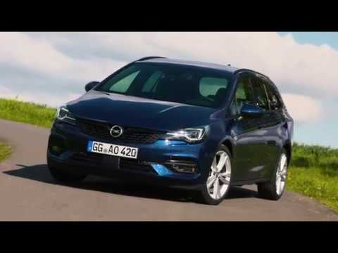 18 The Opel Astra Kombi 2020 Review
