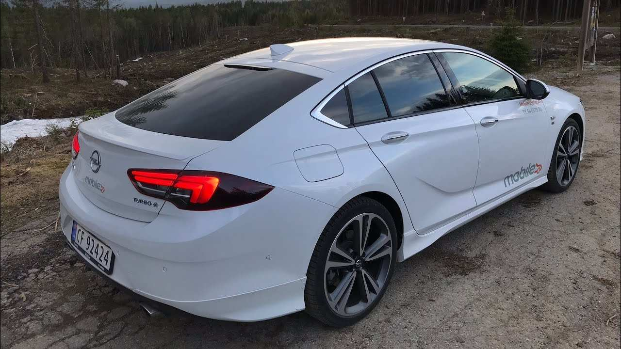 18 The Opel Insignia Opc 2020 Exterior And Interior