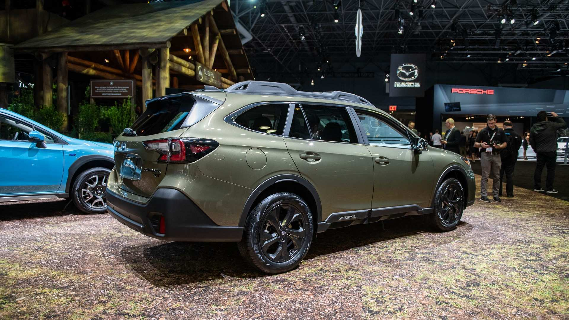 18 The Subaru Outback 2020 New York Style