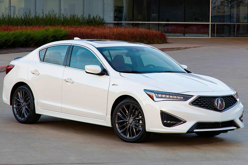 19 A 2019 Acura Ilx Redesign Redesign