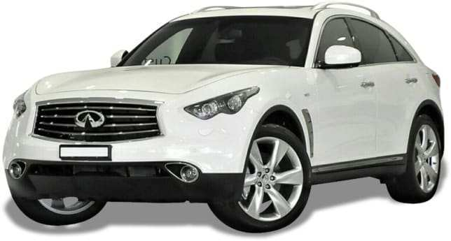 19 A 2019 Infiniti Fx50 Images