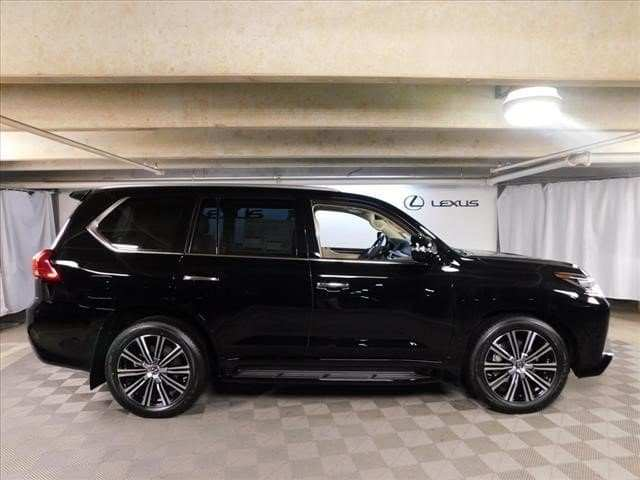 19 A 2019 Lexus Lx Redesign And Review