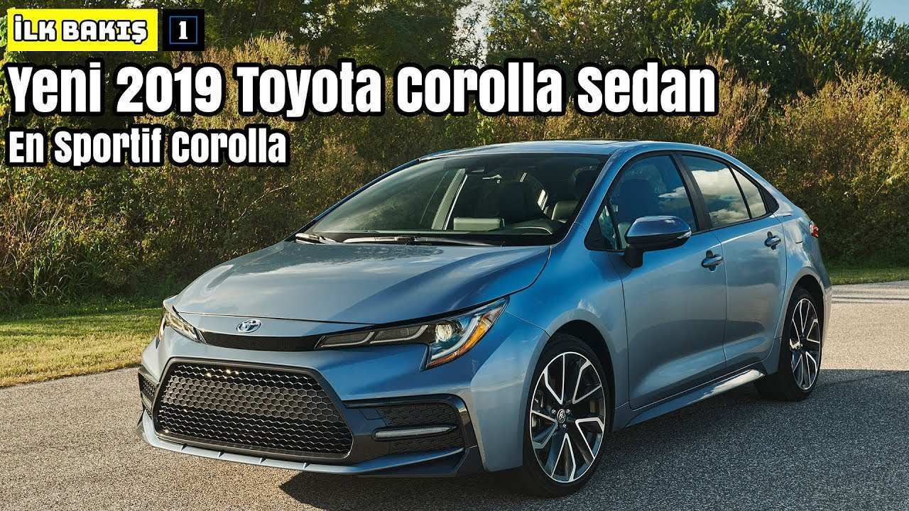 19 A 2019 New Toyota Corolla Review And Release Date