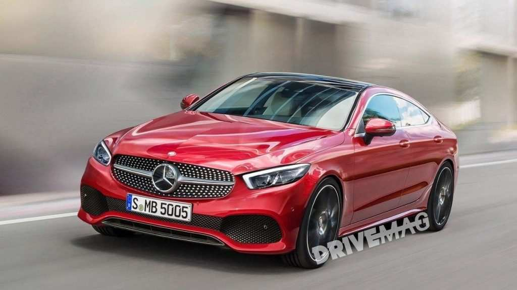 19 A 2020 Mercedes C Class Photos