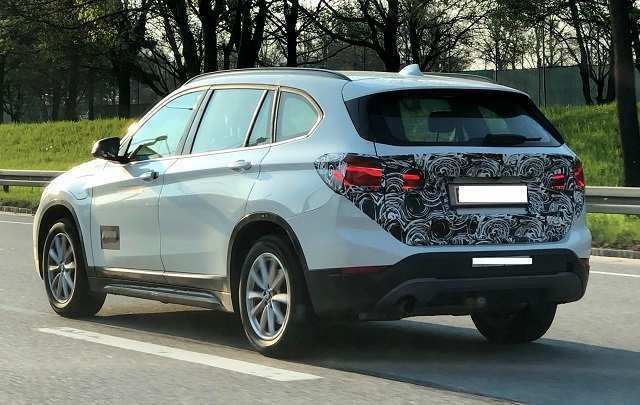 19 A Bmw X1 2020 Facelift Reviews