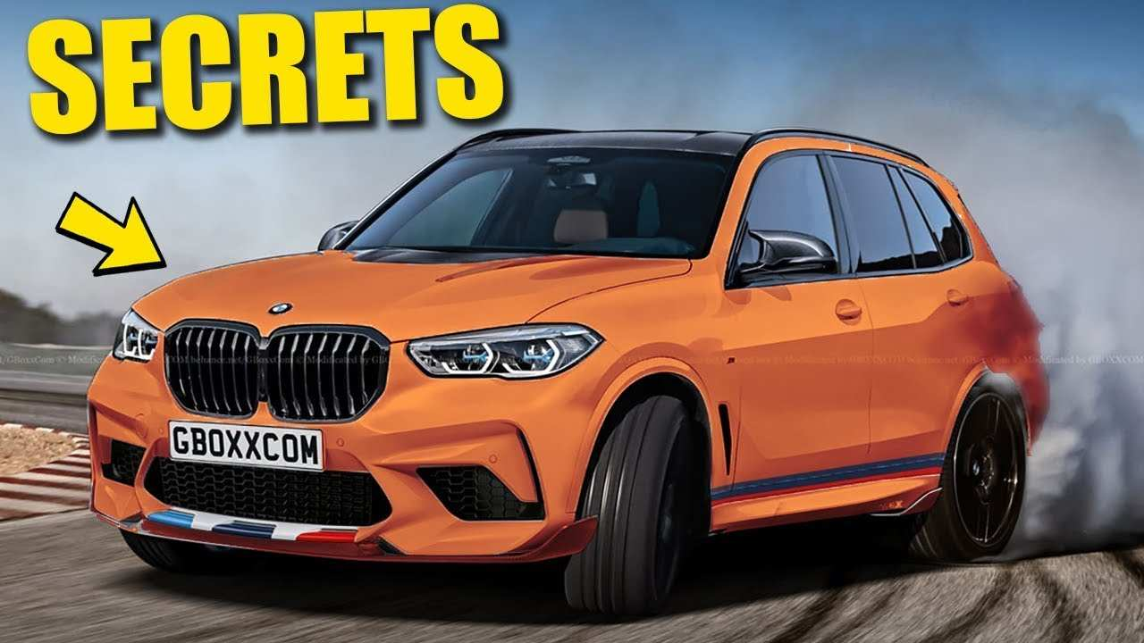 19 A Bmw X5M 2020 Picture