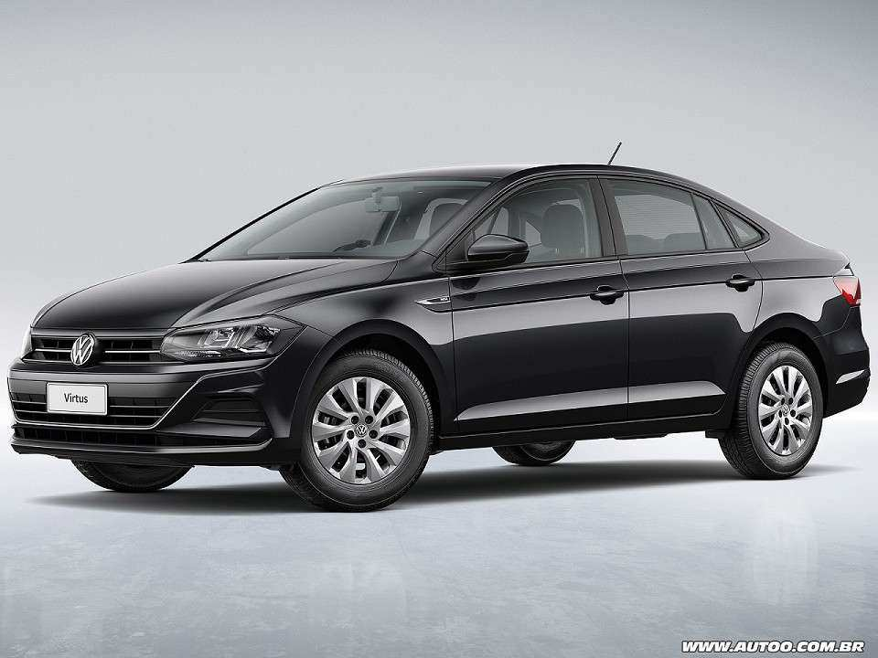 19 A Volkswagen Linha 2020 Price Design And Review