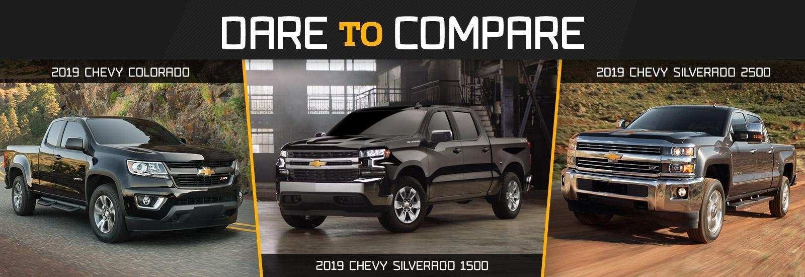 19 All New 2019 Chevrolet Lineup Performance