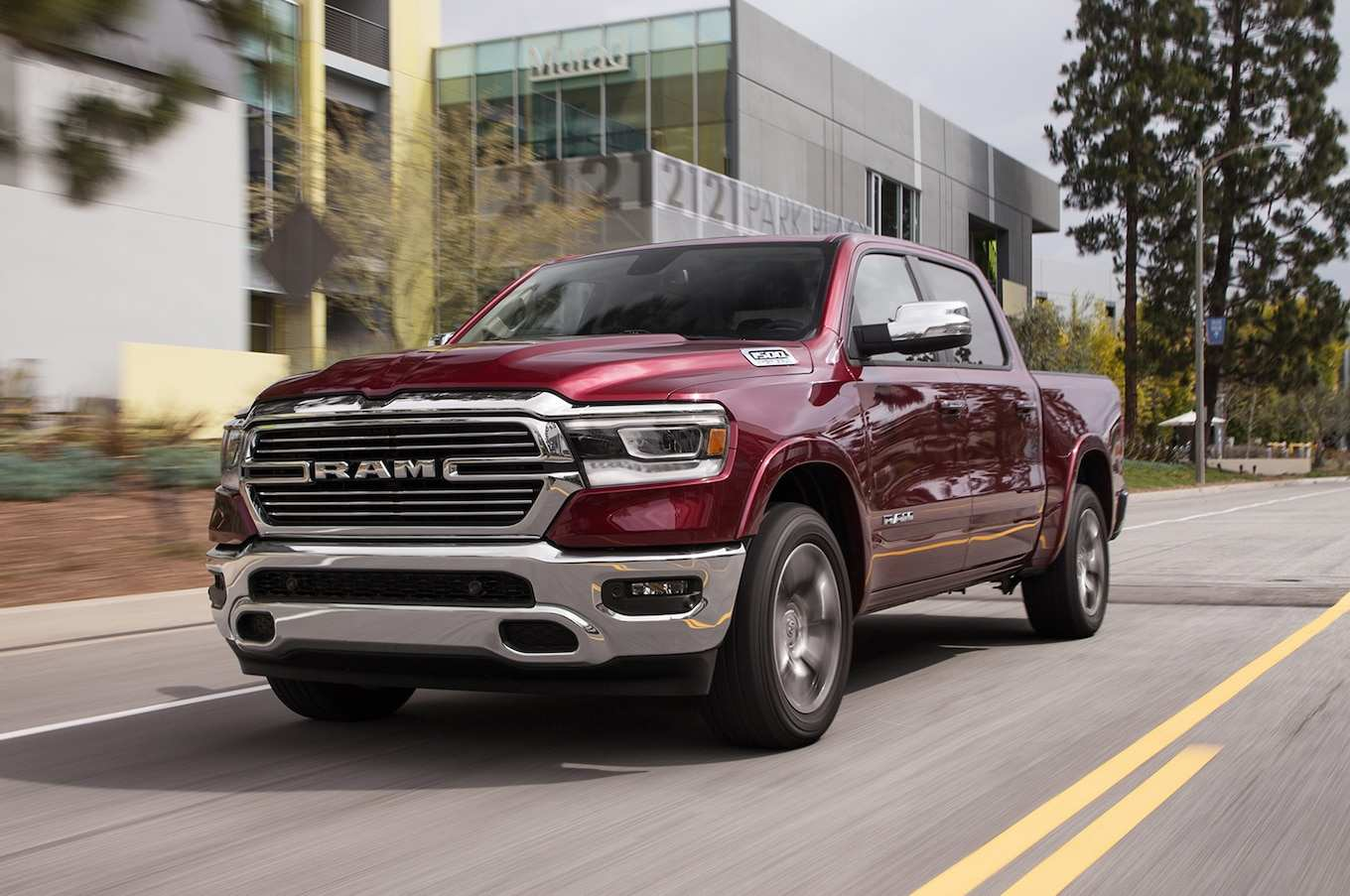 19 All New 2019 Dodge Ram Pick Up Overview