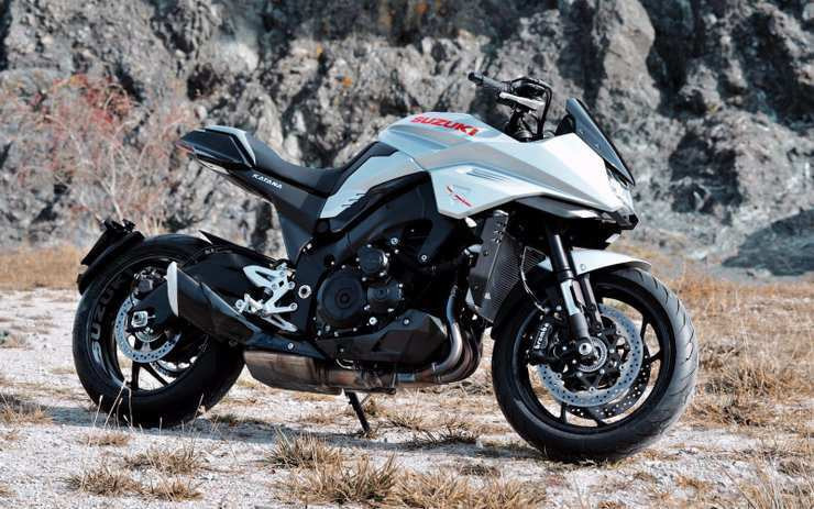 19 All New 2019 Suzuki Katana New Model And Performance