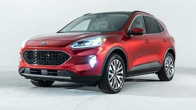 19 All New 2020 Ford Crossover First Drive