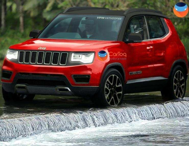 19 All New Jeep Compass 2020 India Redesign And Concept