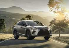 Lexus Electric Car 2020