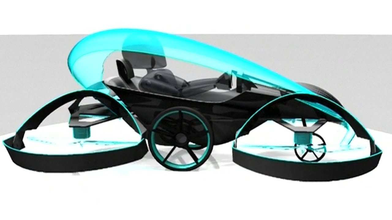 19 Best 2020 Toyota Flying Car First Drive