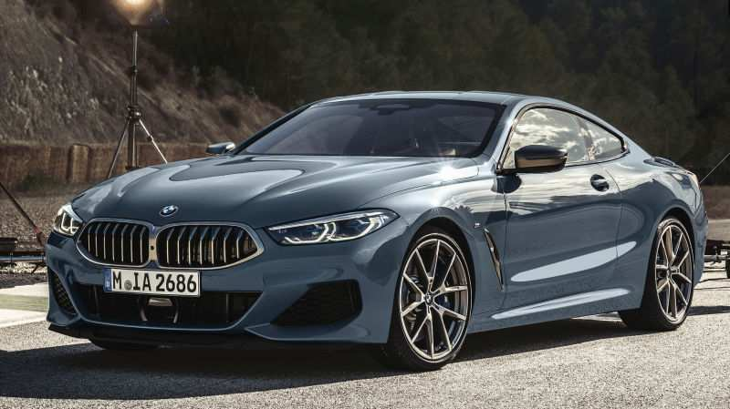 19 New 2019 Bmw 8 Series Gran Coupe Picture