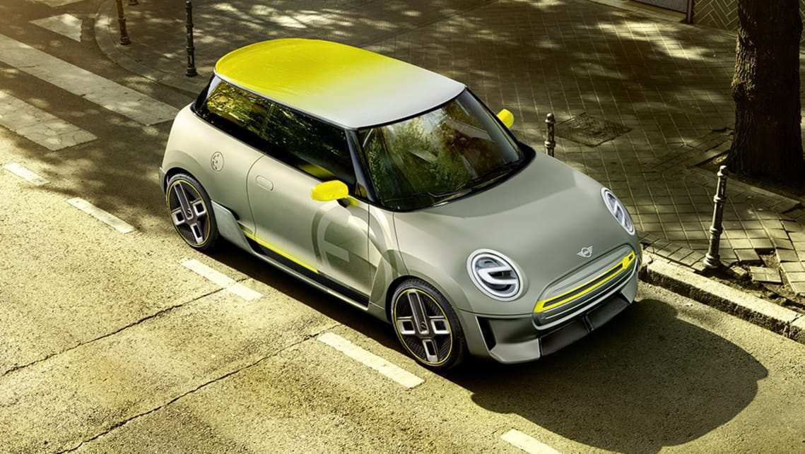 19 New 2019 Mini Cooper Electric Pictures