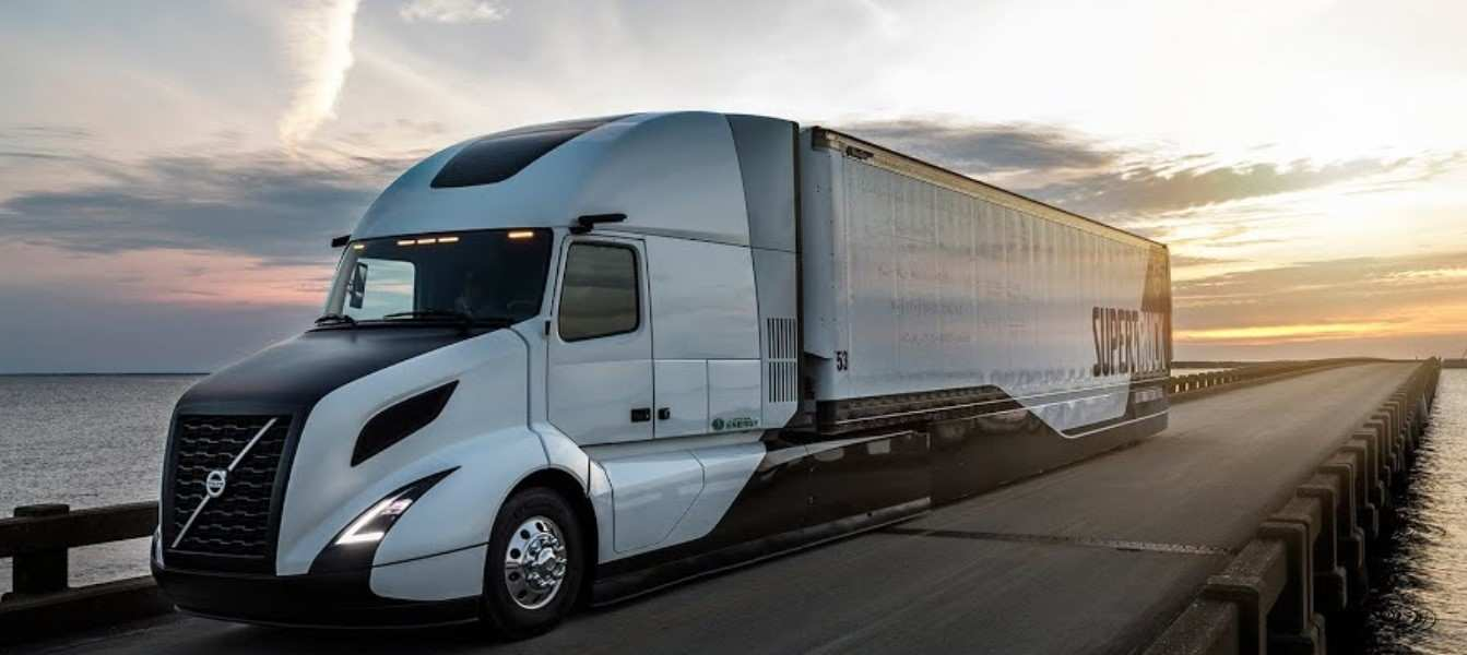 19 New Volvo Truck 2020 Picture