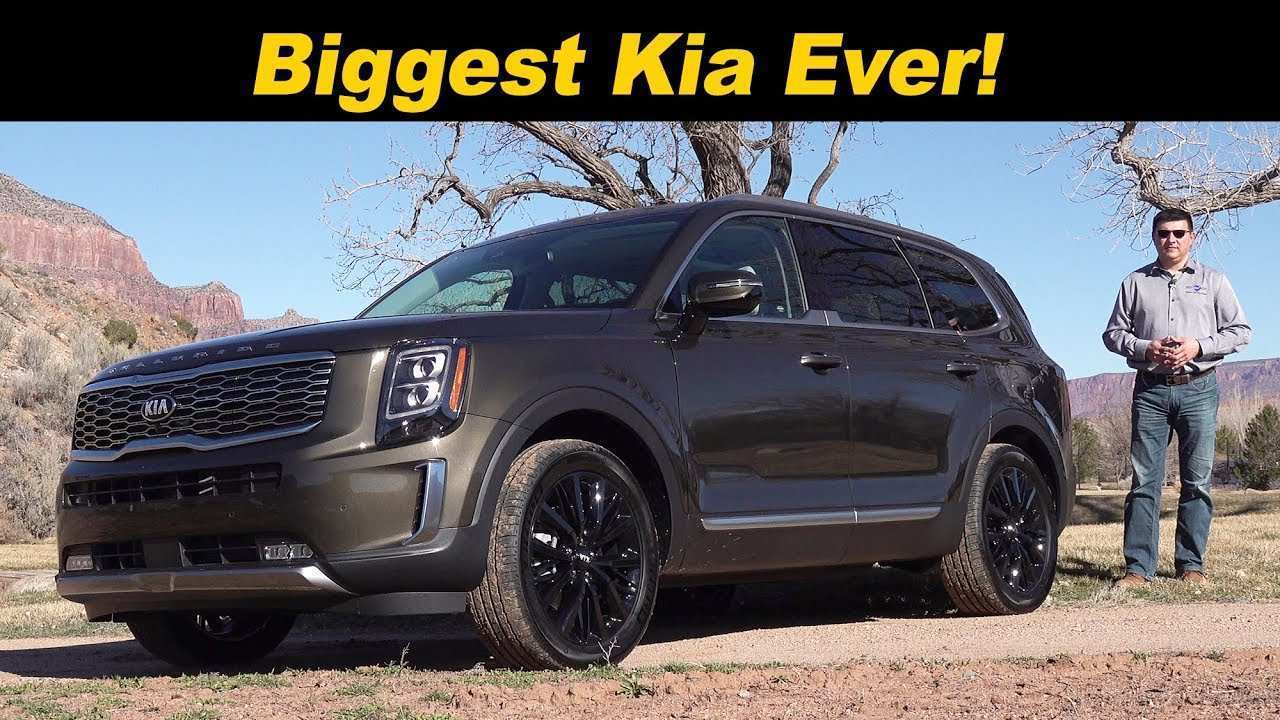 19 The 2020 Kia Telluride Youtube Pictures