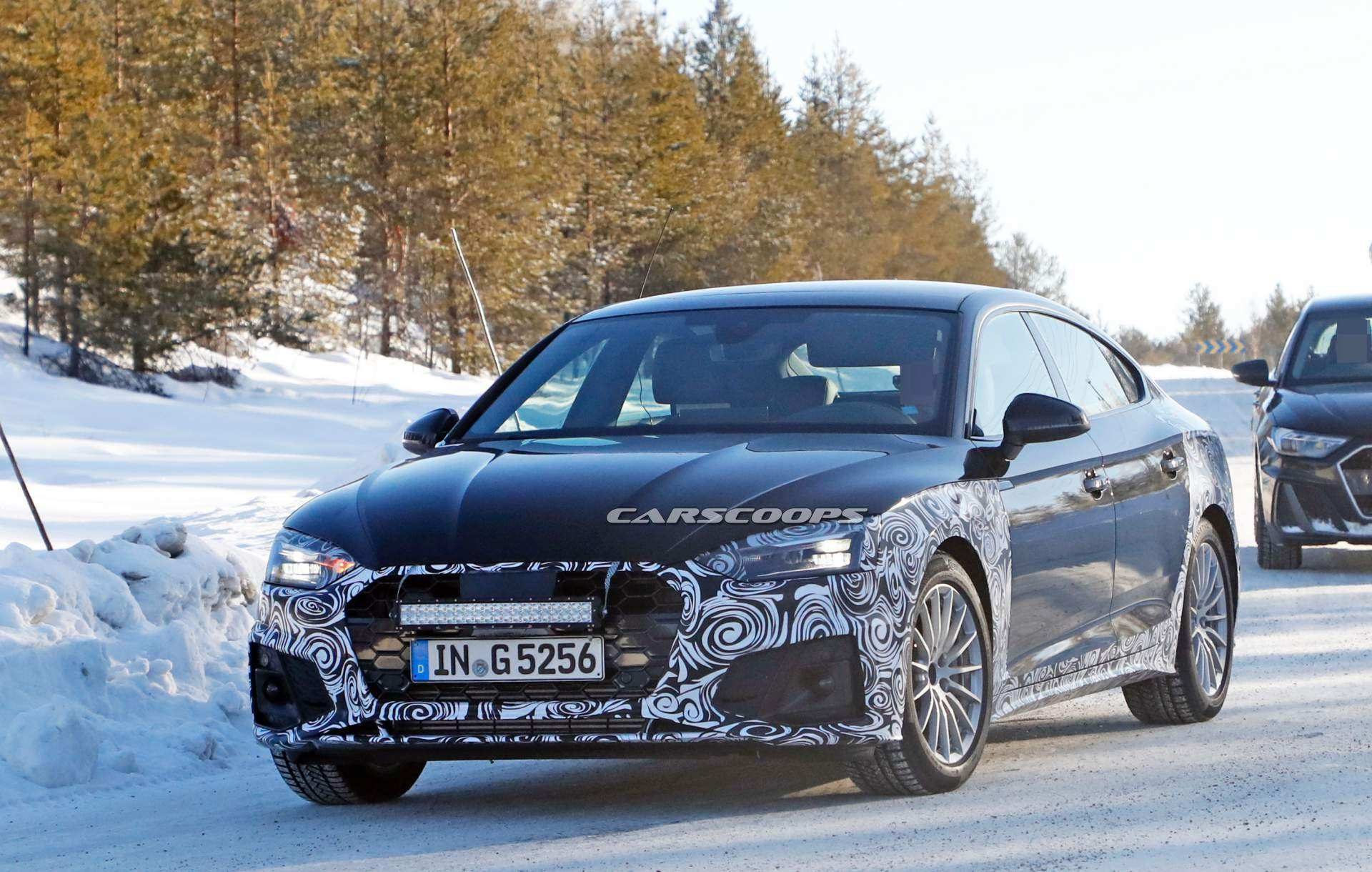 19 The Audi A5 Facelift 2020 Price Design And Review