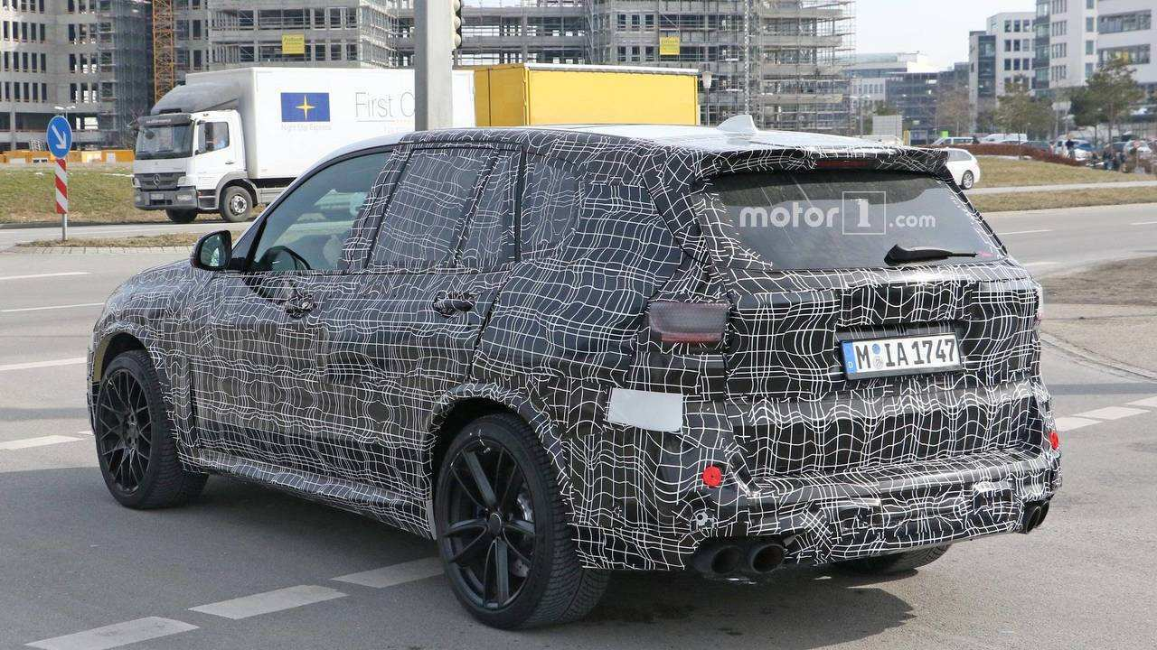 19 The Best 2020 Bmw X5M Release Date New Model And Performance