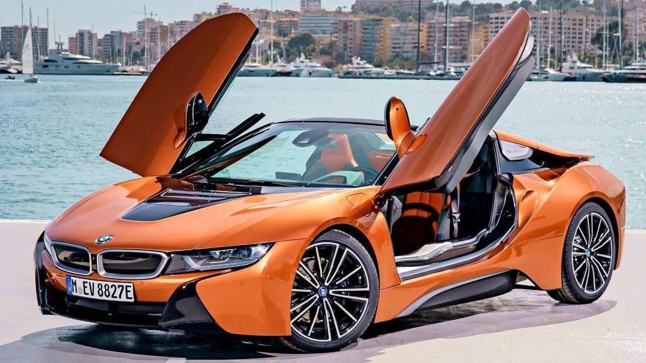 19 The Best Bmw I8 2020 Interior