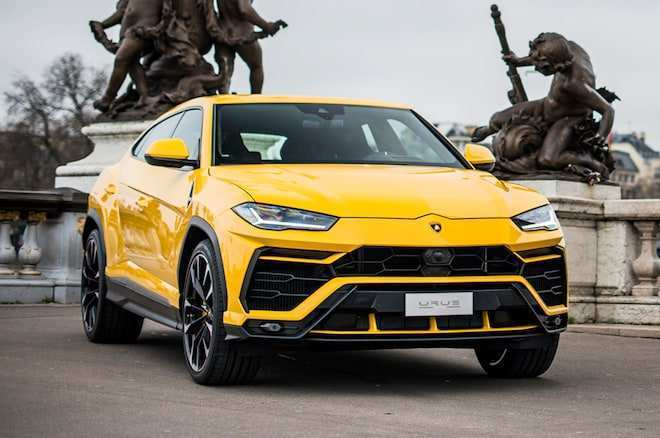 19 The Best New 2019 Lamborghini Pictures