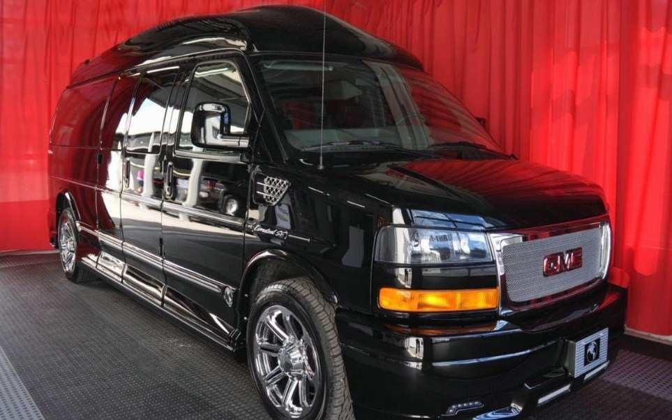 19 The Gmc Van 2020 Photos