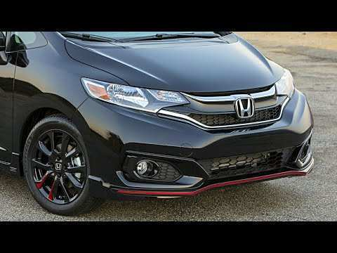 19 The Honda Jazz 2019 Model Performance