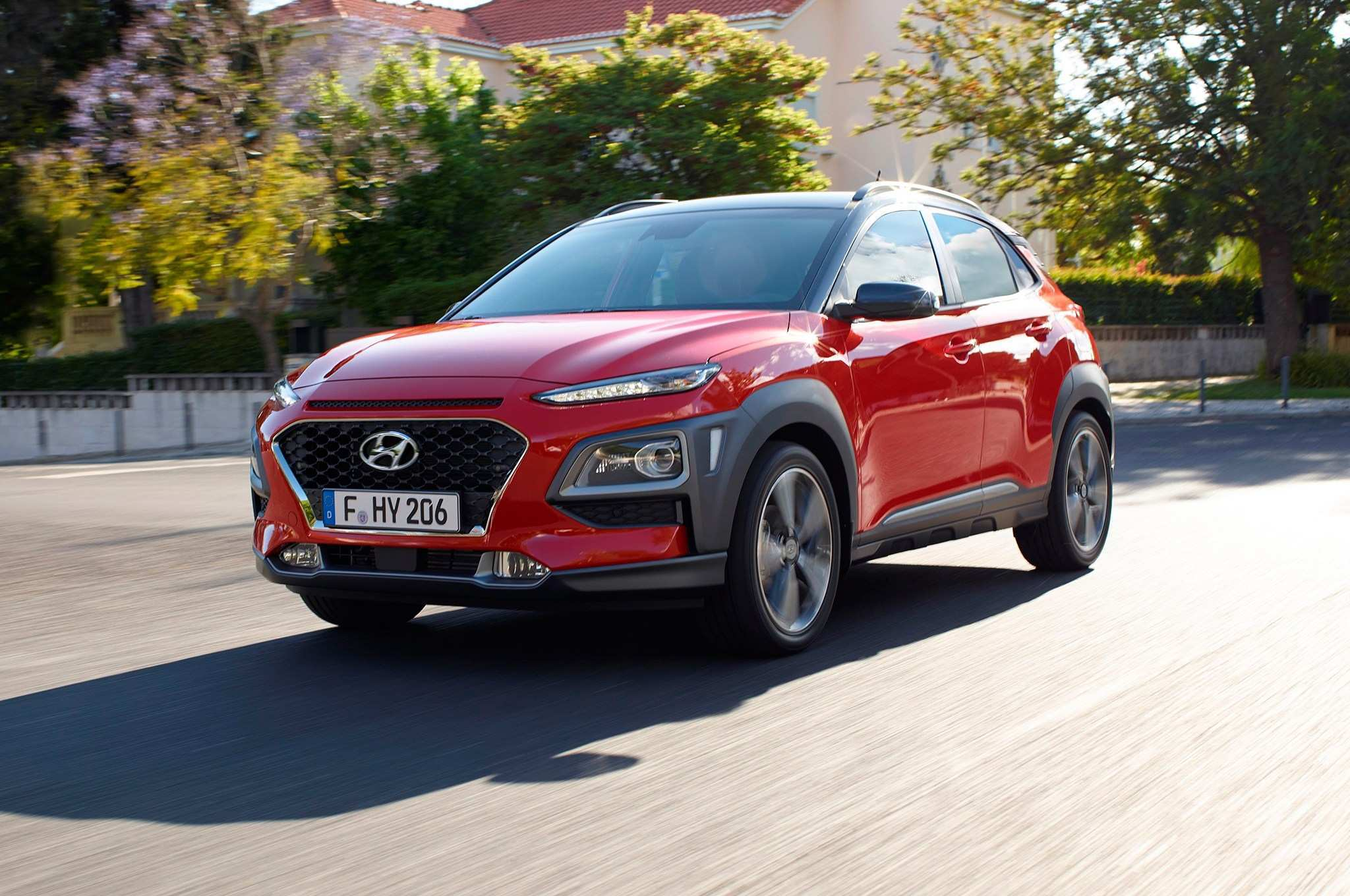 19 The Hyundai Kona 2020 Review Picture