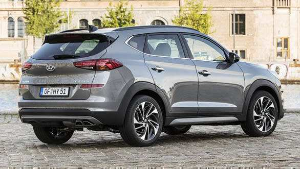 19 The Hyundai Tucson 2019 Facelift Redesign And Concept