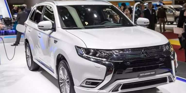 19 The Mitsubishi Phev Suv 2020 Concept And Review
