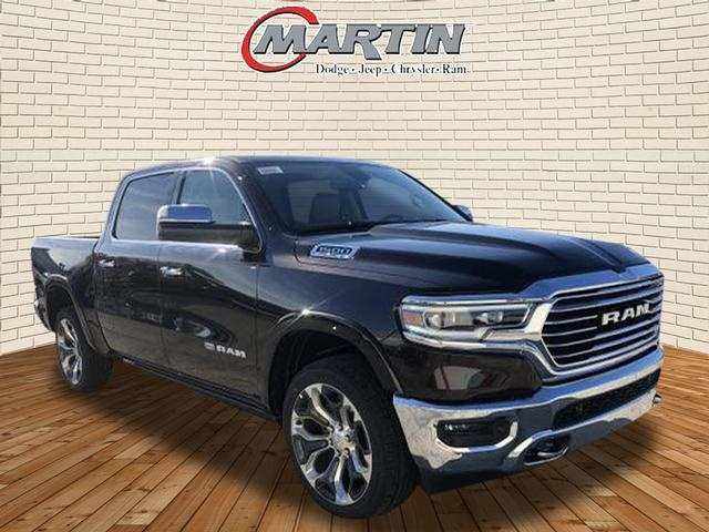 20 A 2019 Dodge 1500 Laramie Longhorn Overview