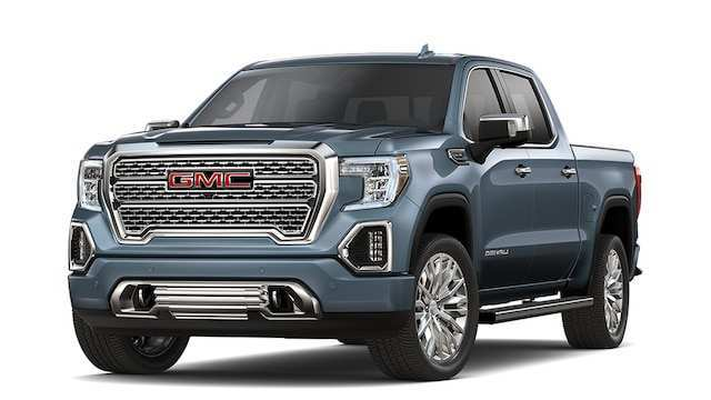 20 A 2019 Gmc Regular Cab Review And Release Date