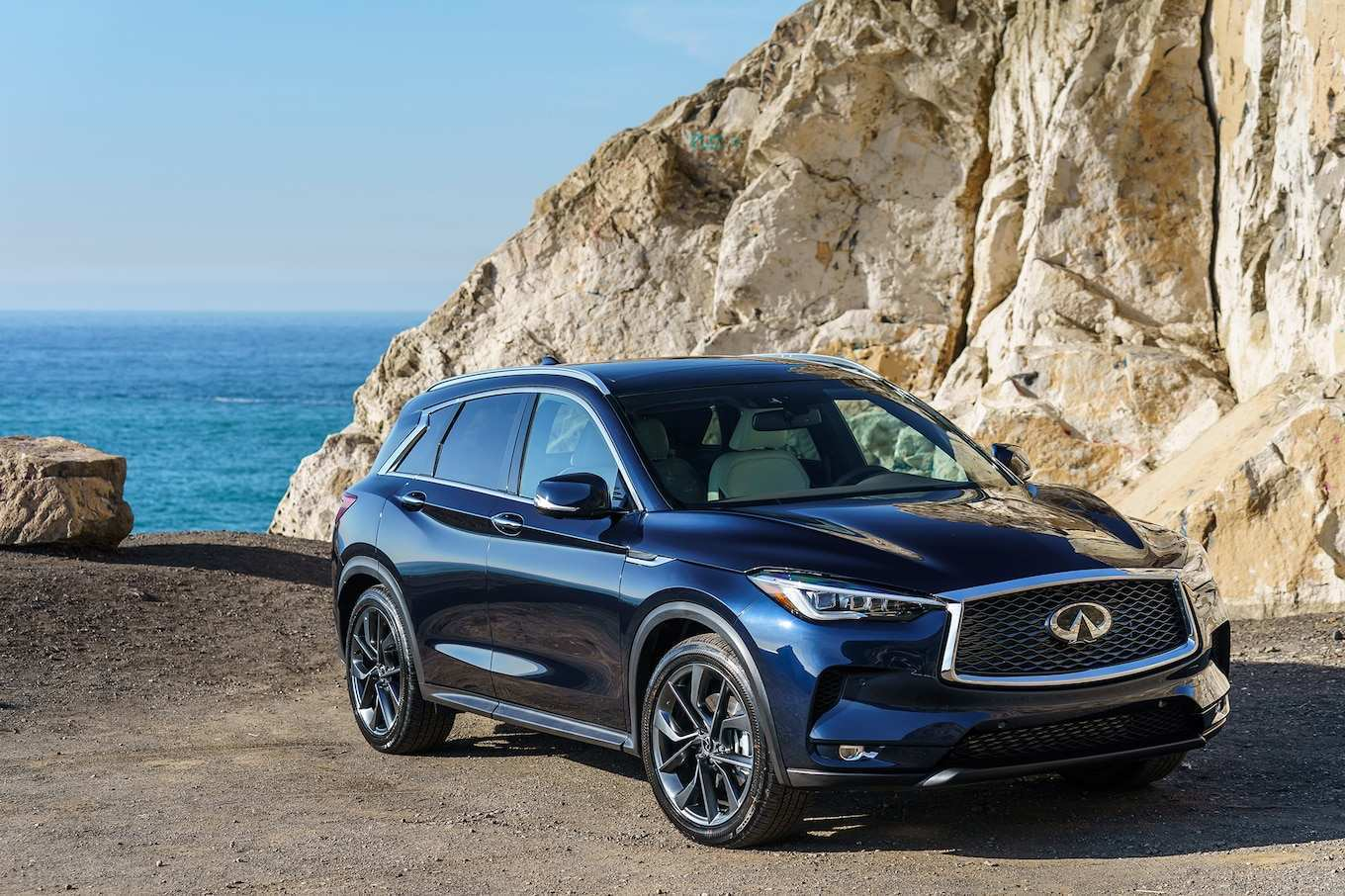 20 A 2019 Infiniti Qx50 Crossover Price Design And Review