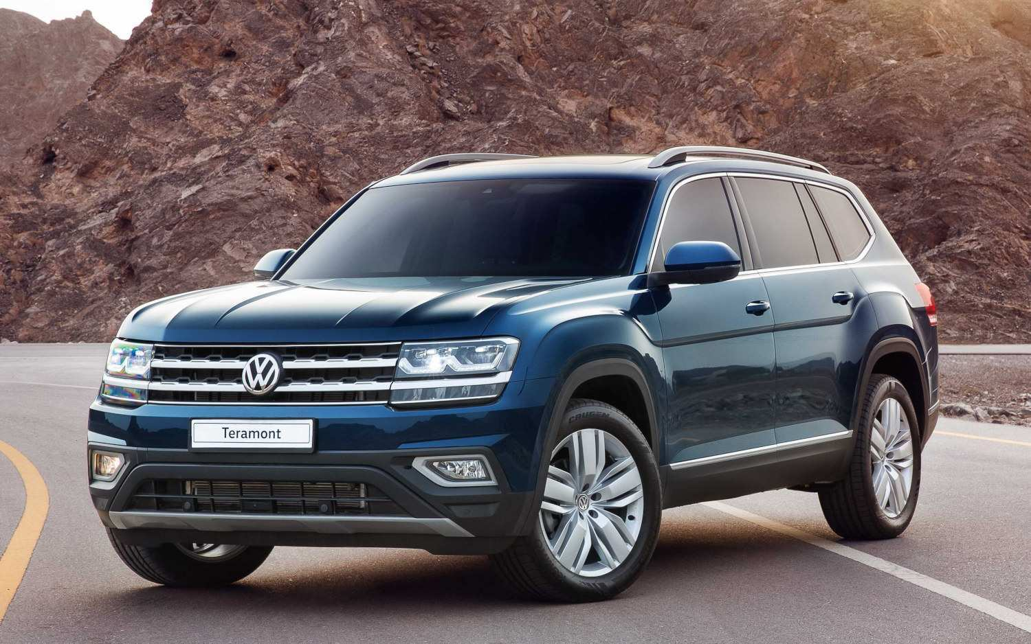 20 A 2020 Volkswagen Teramont X Price And Release Date